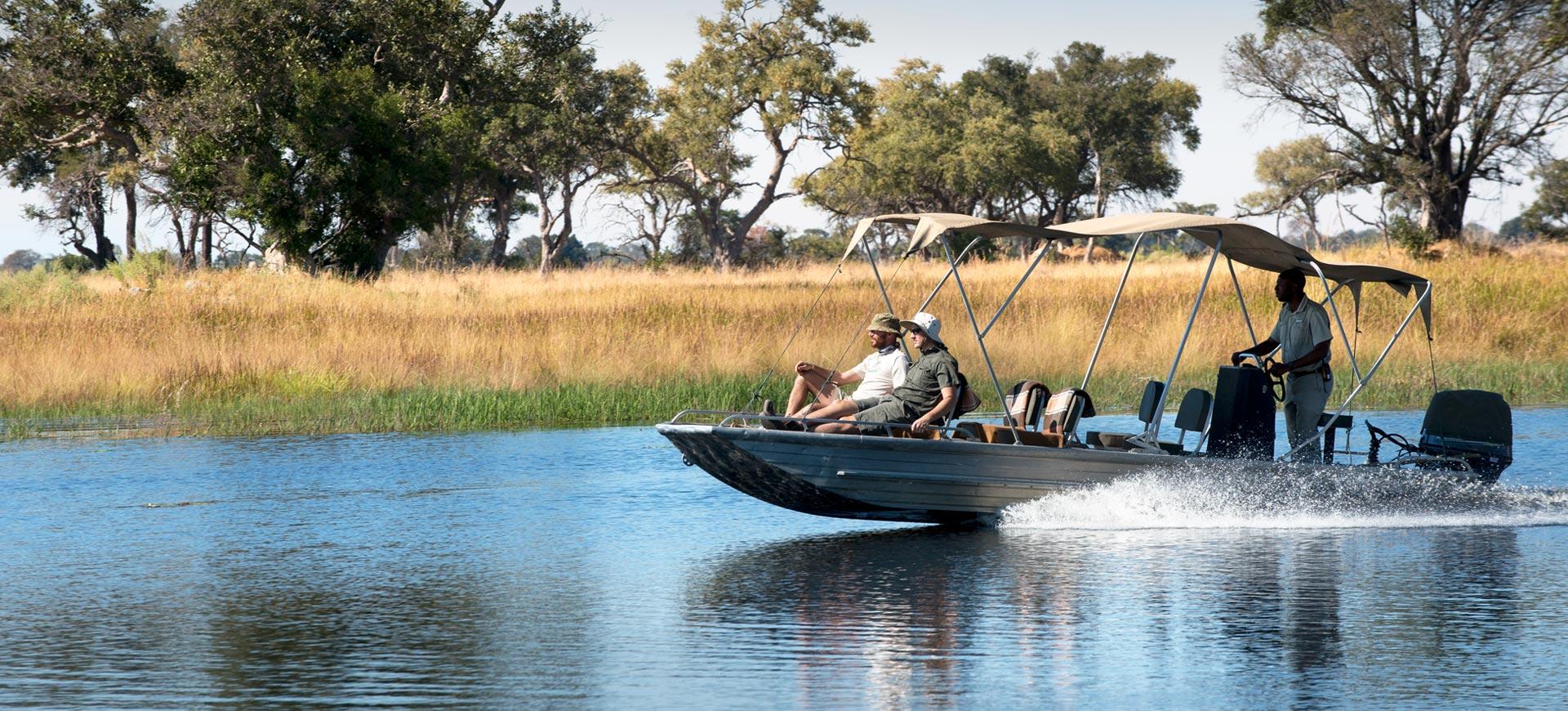 Delta Okavango Cruise