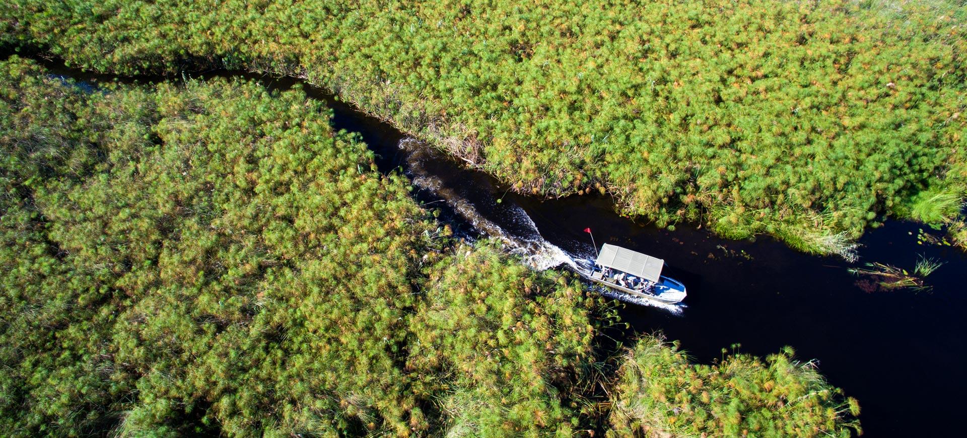 Delta Okavango River Cruise