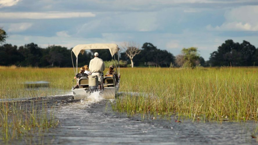 Delta Okavango River Cruises