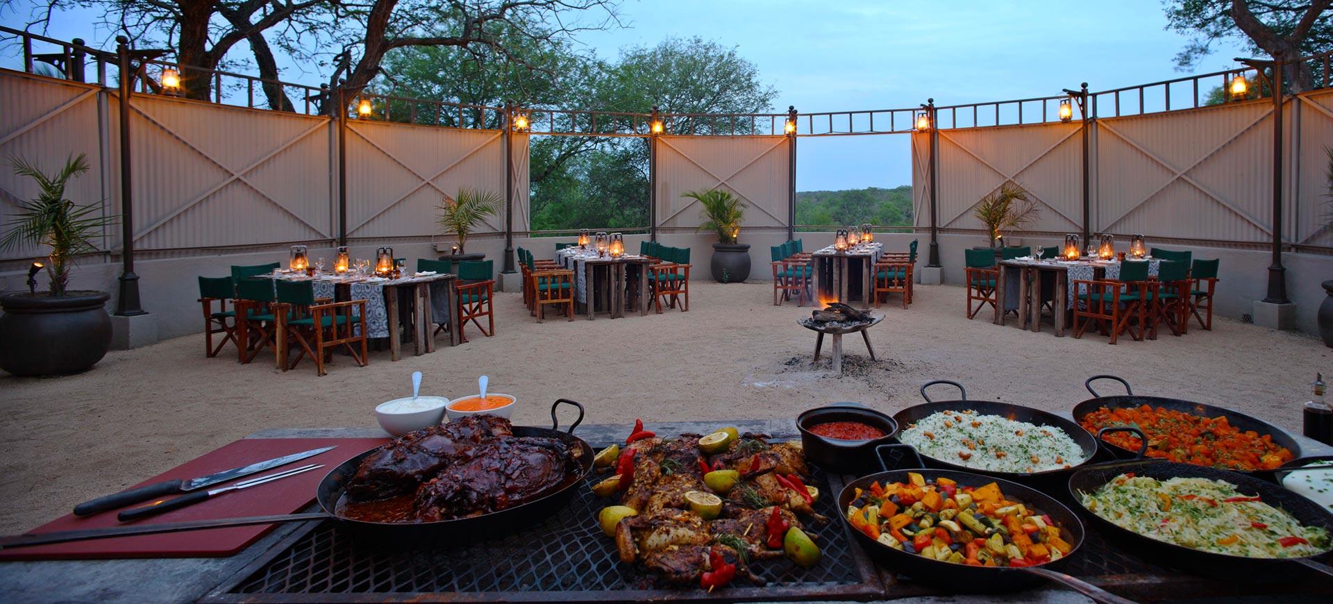 Kirkmans Kamp Kruger National Park