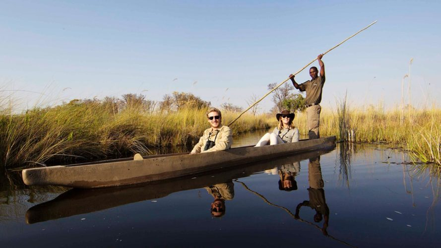 Mokoro Excursion Okavango
