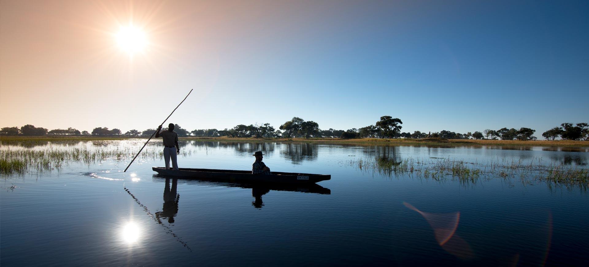 Mokoro Excursion Okavango Delta