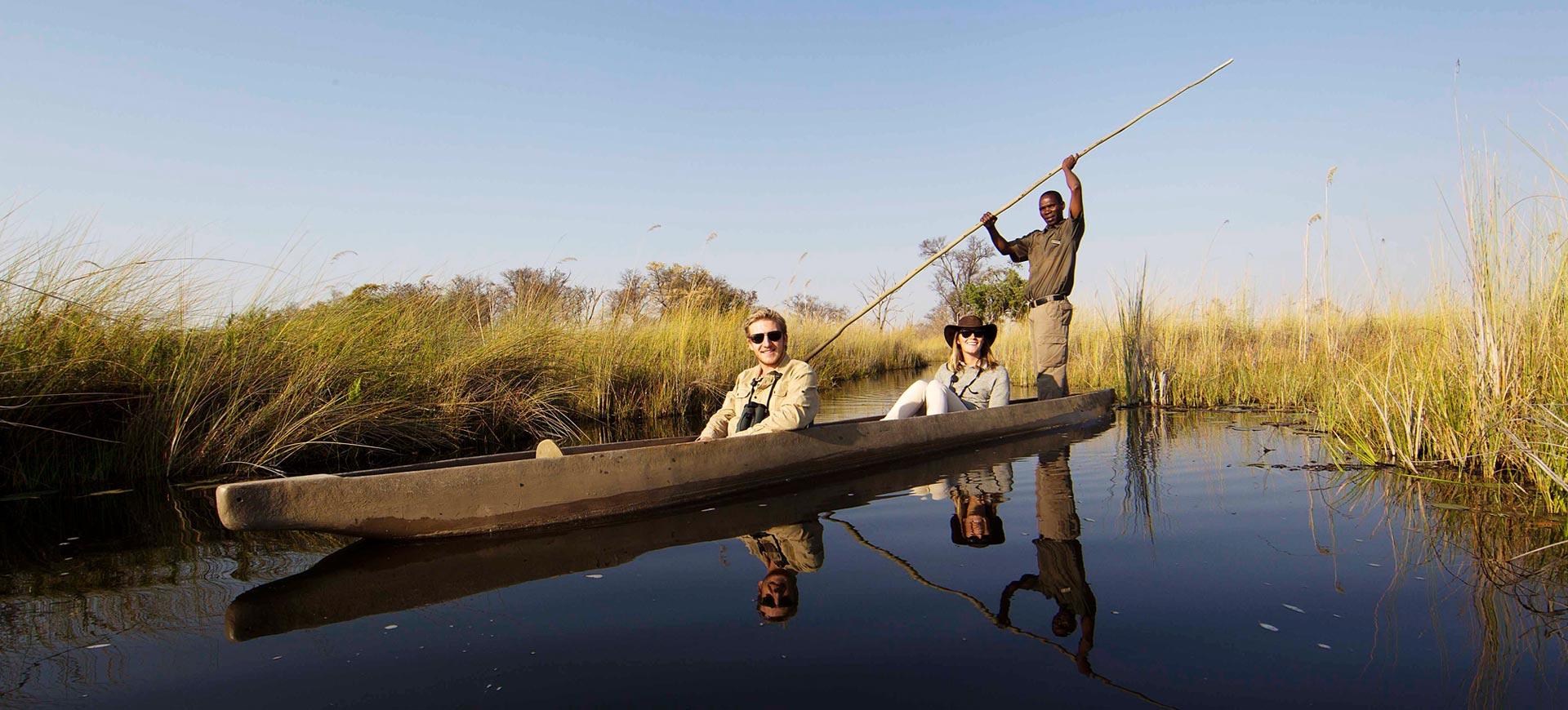 Mokoro Excursion Okavango