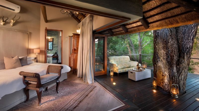 Ngala Safari Lodge Kruger Accommodation