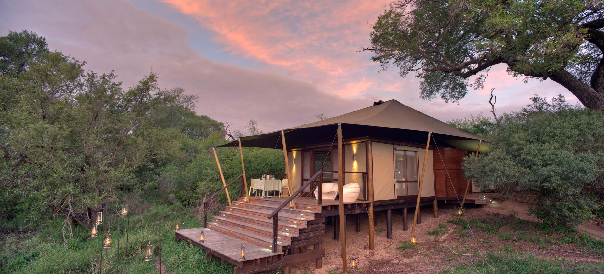Ngala Tented Camp Kruger National Park