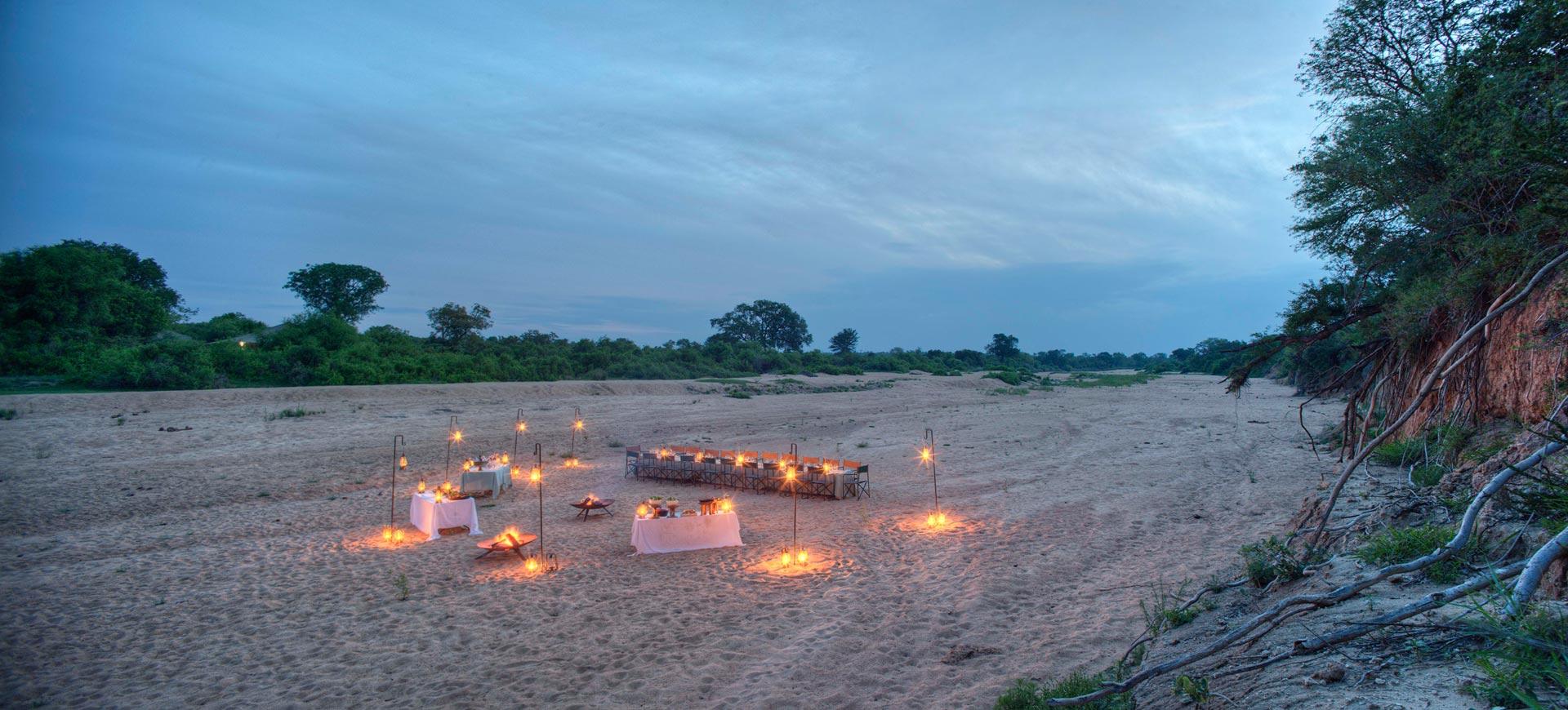 Ngala Tented Camp Kruger Park