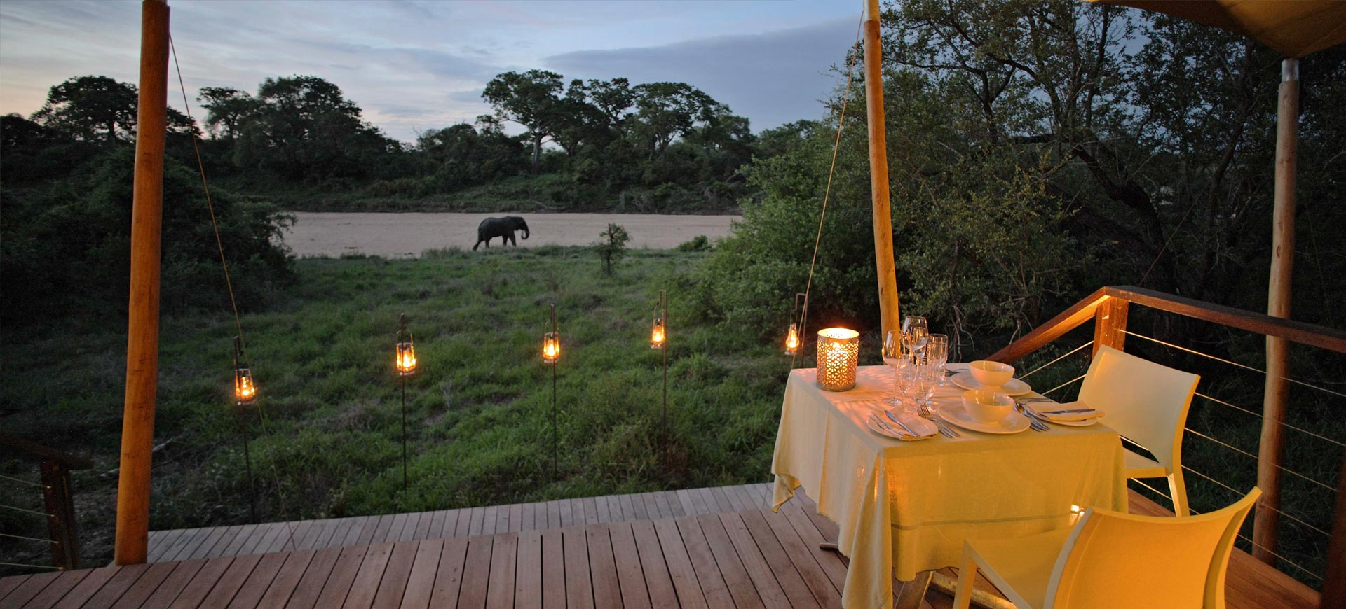 Ngala Tented Camp Kruger