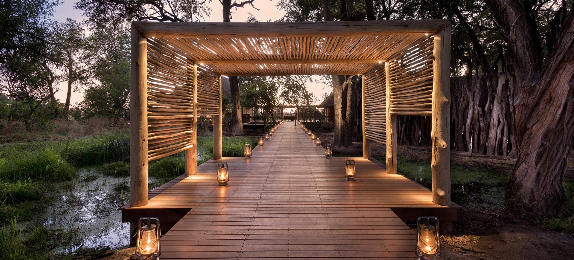 Nxabega Tented Camp Okavango
