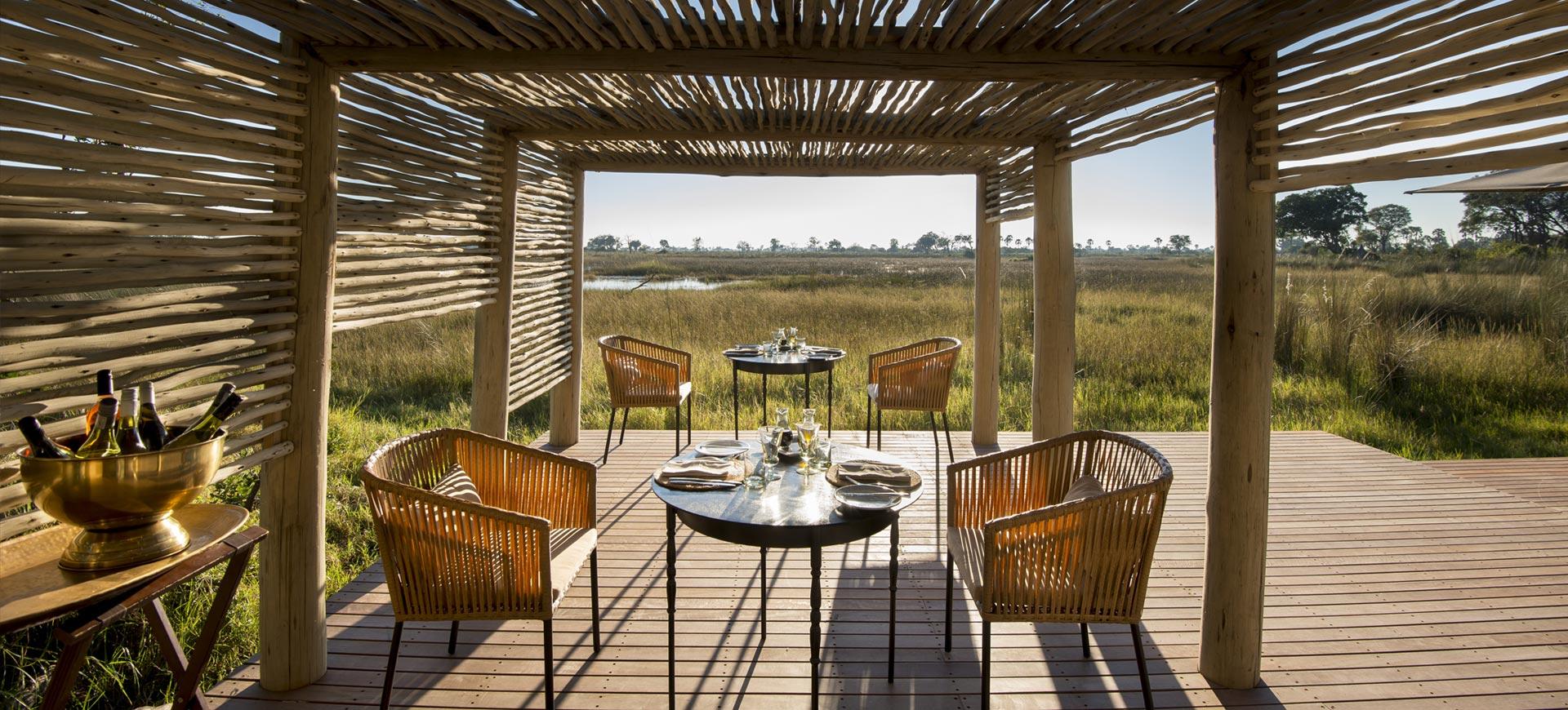 Okavango Camp Nxabega