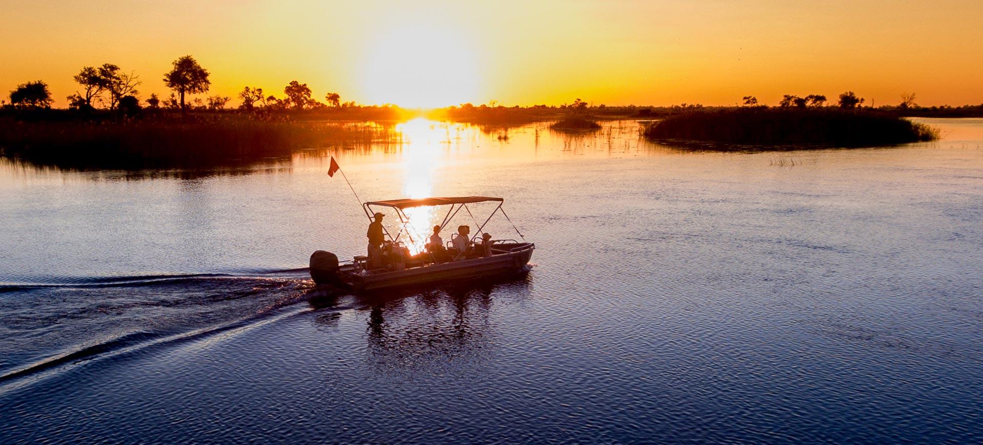 Okavango Cruise