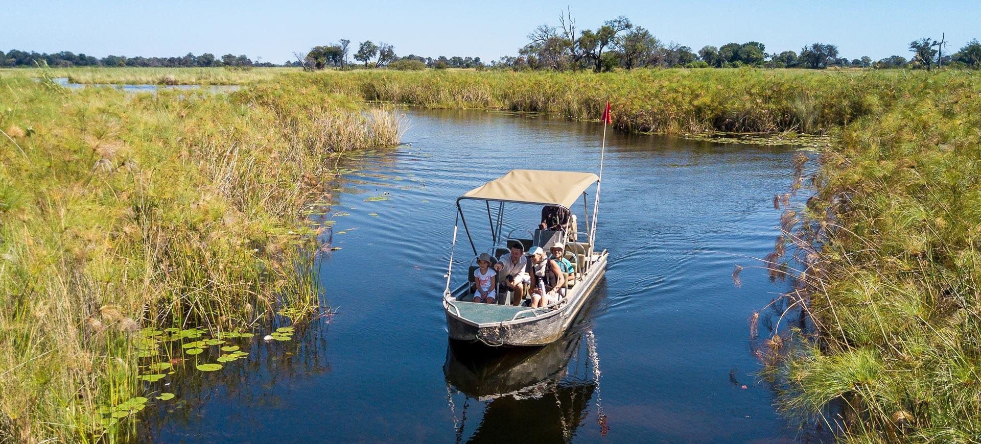 Okavango Cruises