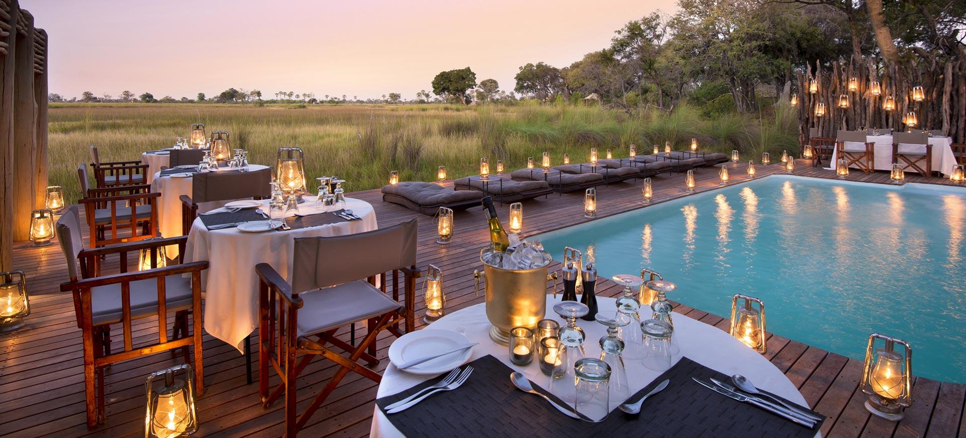 Okavango Delta Camp Nxabega