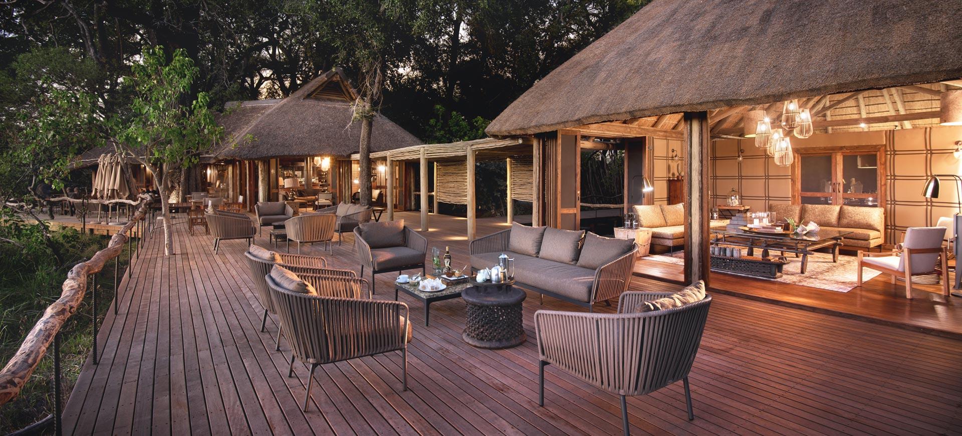Okavango Delta Nxabega Camp
