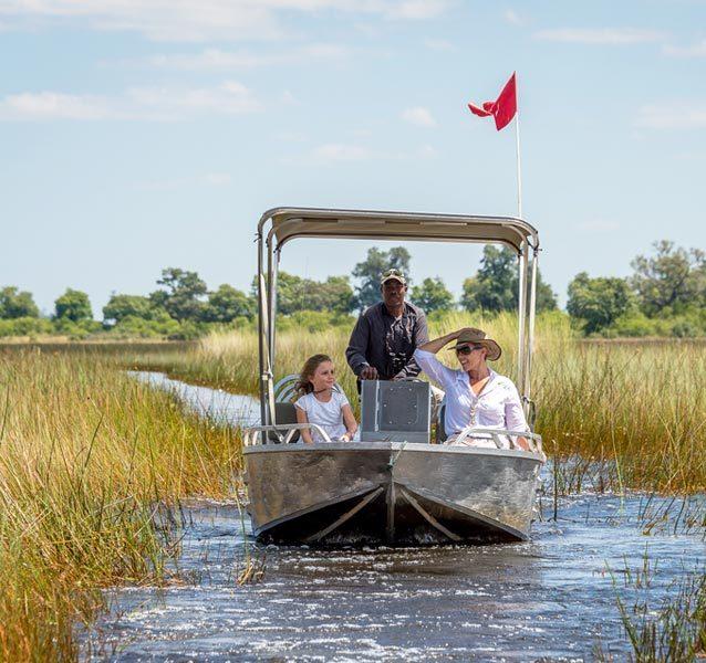 Okavango Delta River Cruise