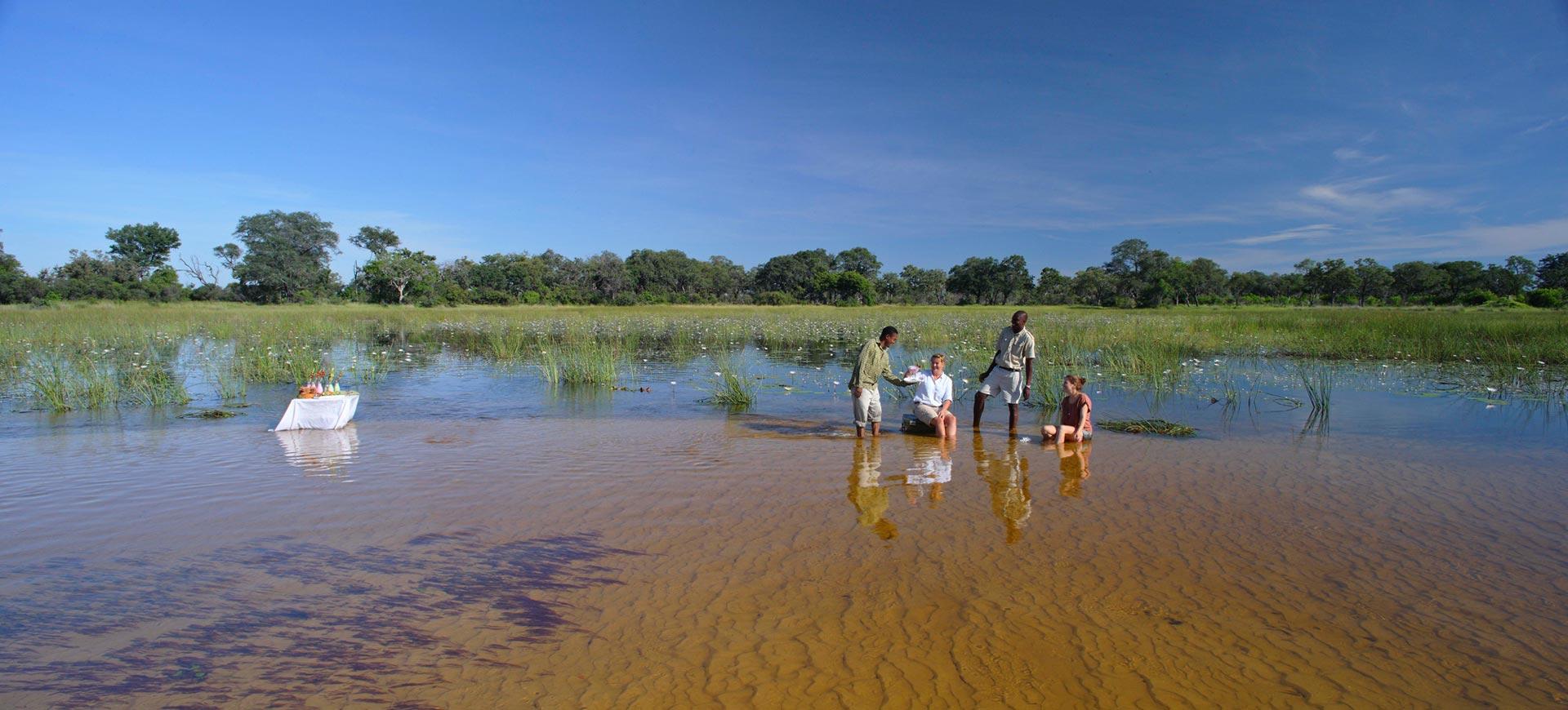 Okavango Delta Xaranna Camp