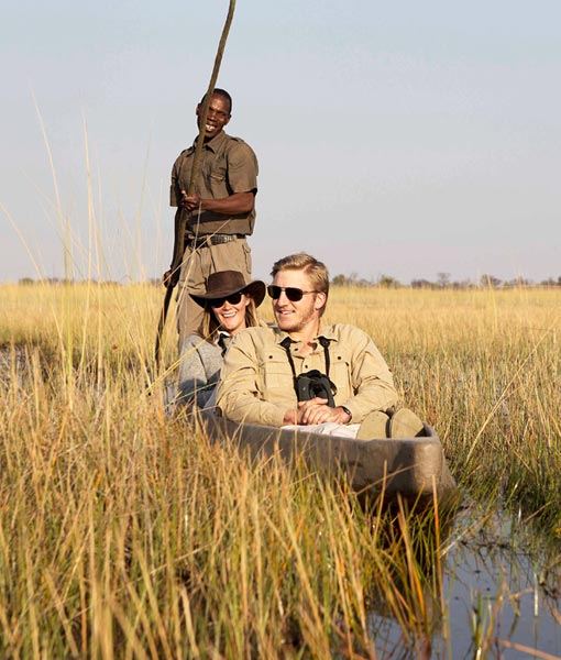 Okavango Delta Safari Ecotourism Okavango Delta