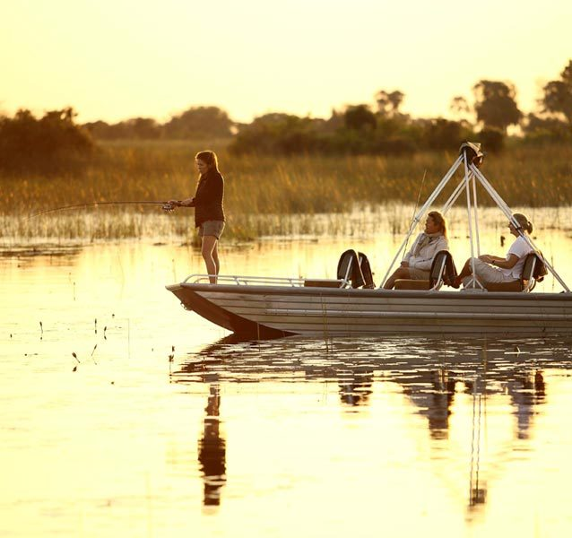 Okavango Delta Fishing Safari