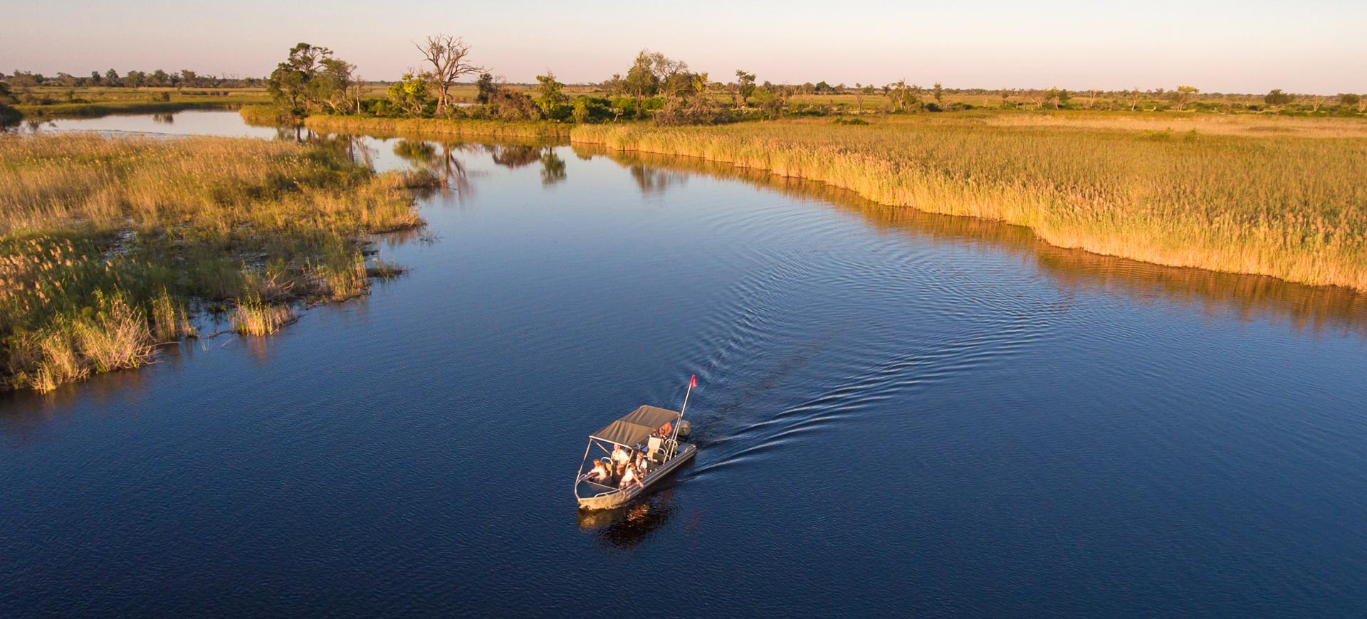 6 Night Okavango Delta & Moremi Safari Package | Conscious ...