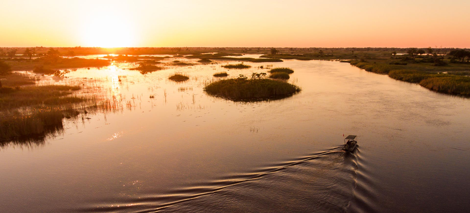 Okavango River Cruises