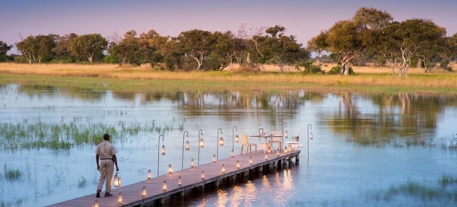 Okavango Xaranna Camp