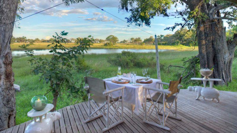 Okavango Xaranna Camps