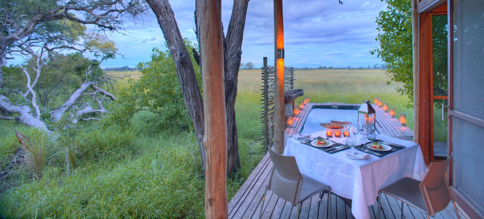 Okavango Xudum Lodge