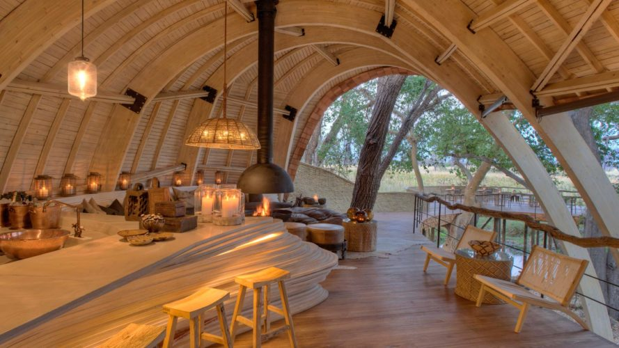 Sandibe Lodge Okavango