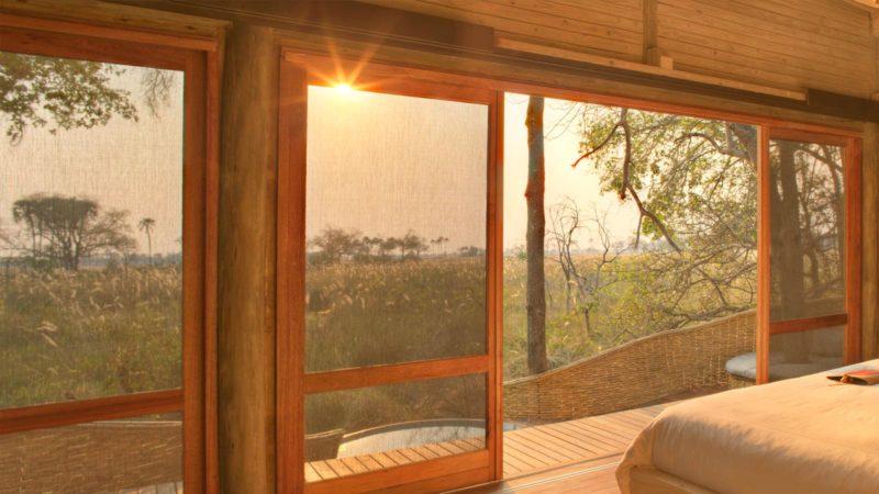 Sandibe Lodge Okavango Accommodation