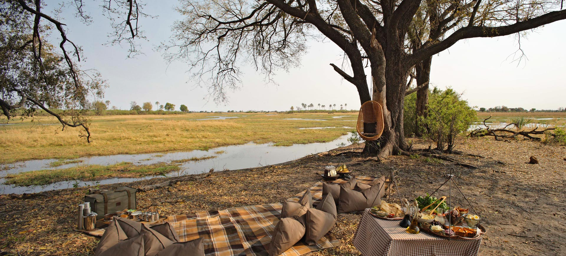 Sandibe Lodge Okavango Delta