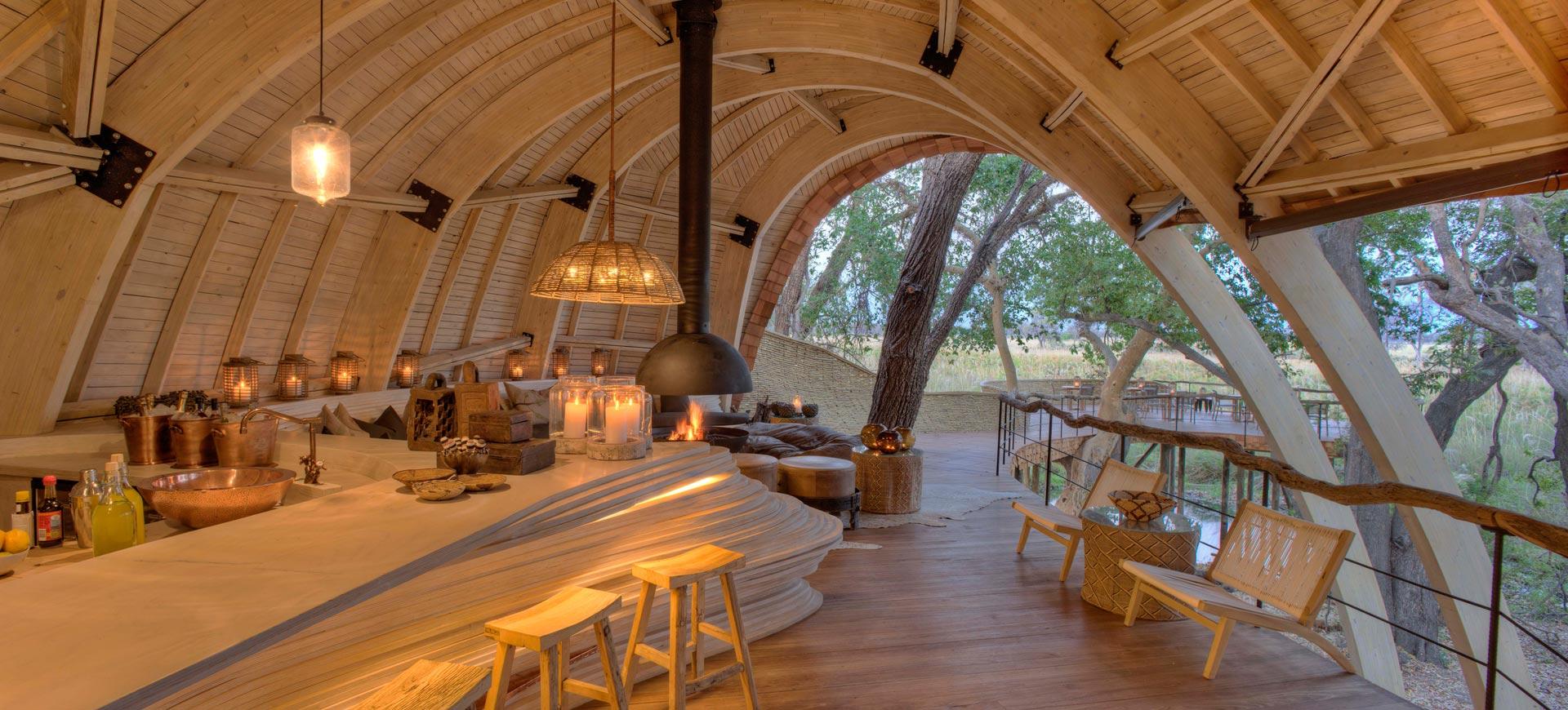 Sandibe Lodge Okavango