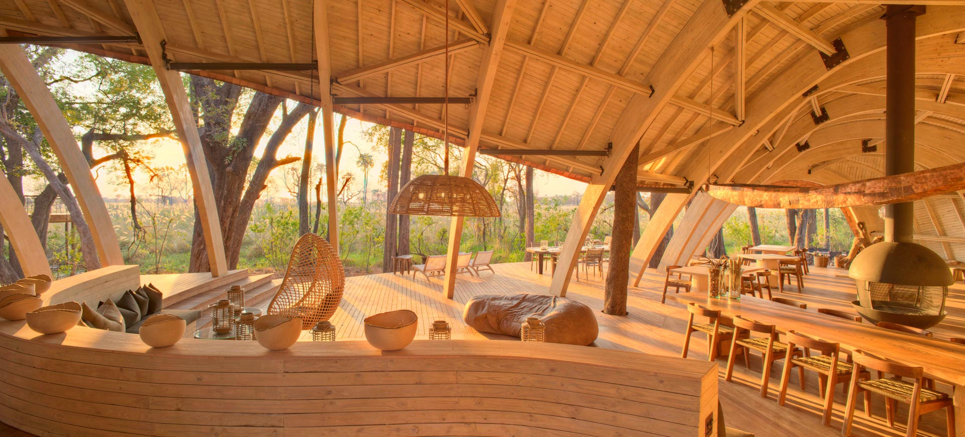 Sandibe Lodge