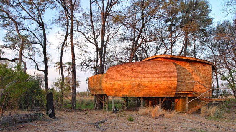 Sandibe Okavango Lodge Room