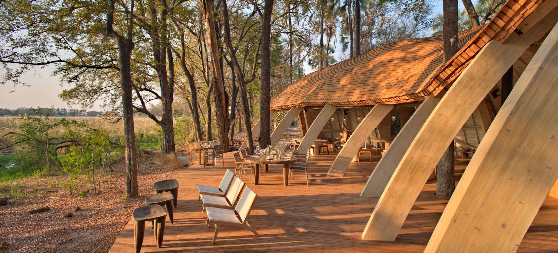 Sandibe Okavango Lodge