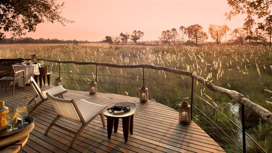 Sandibe Safari Lodge Okavango