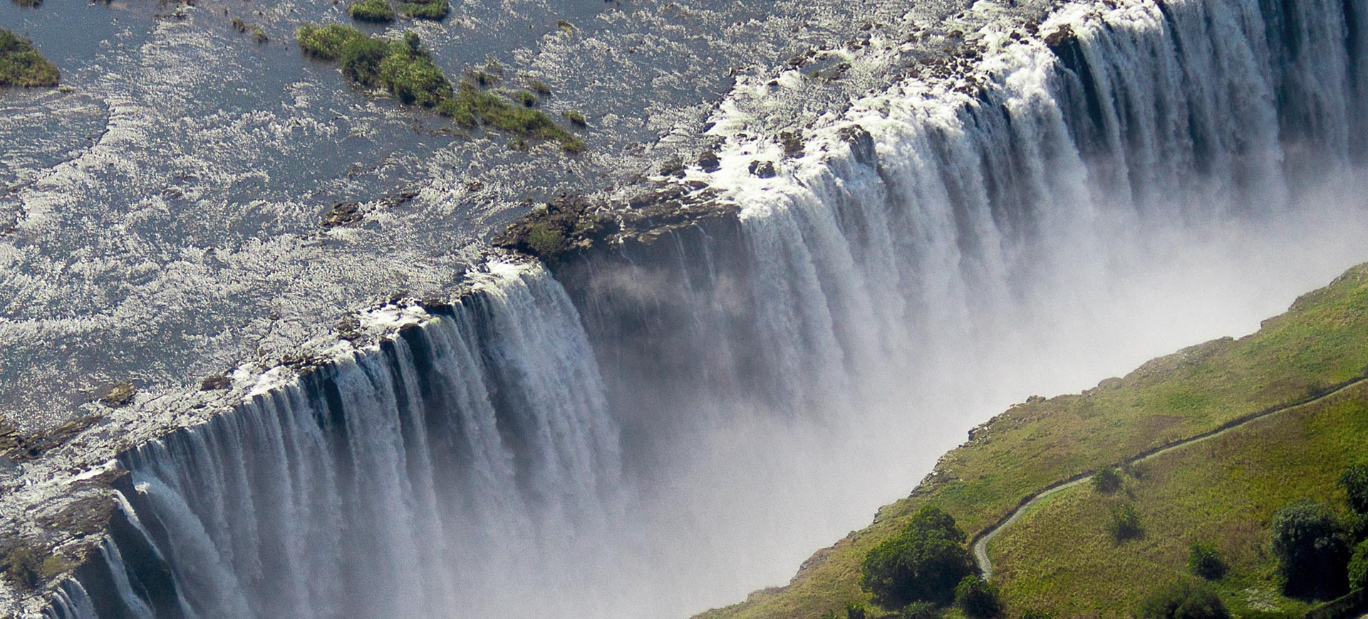 Victoria Falls Day Tour From Chobe
