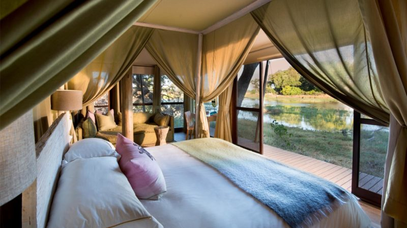 Xaranna Okavango Camp Accommodation