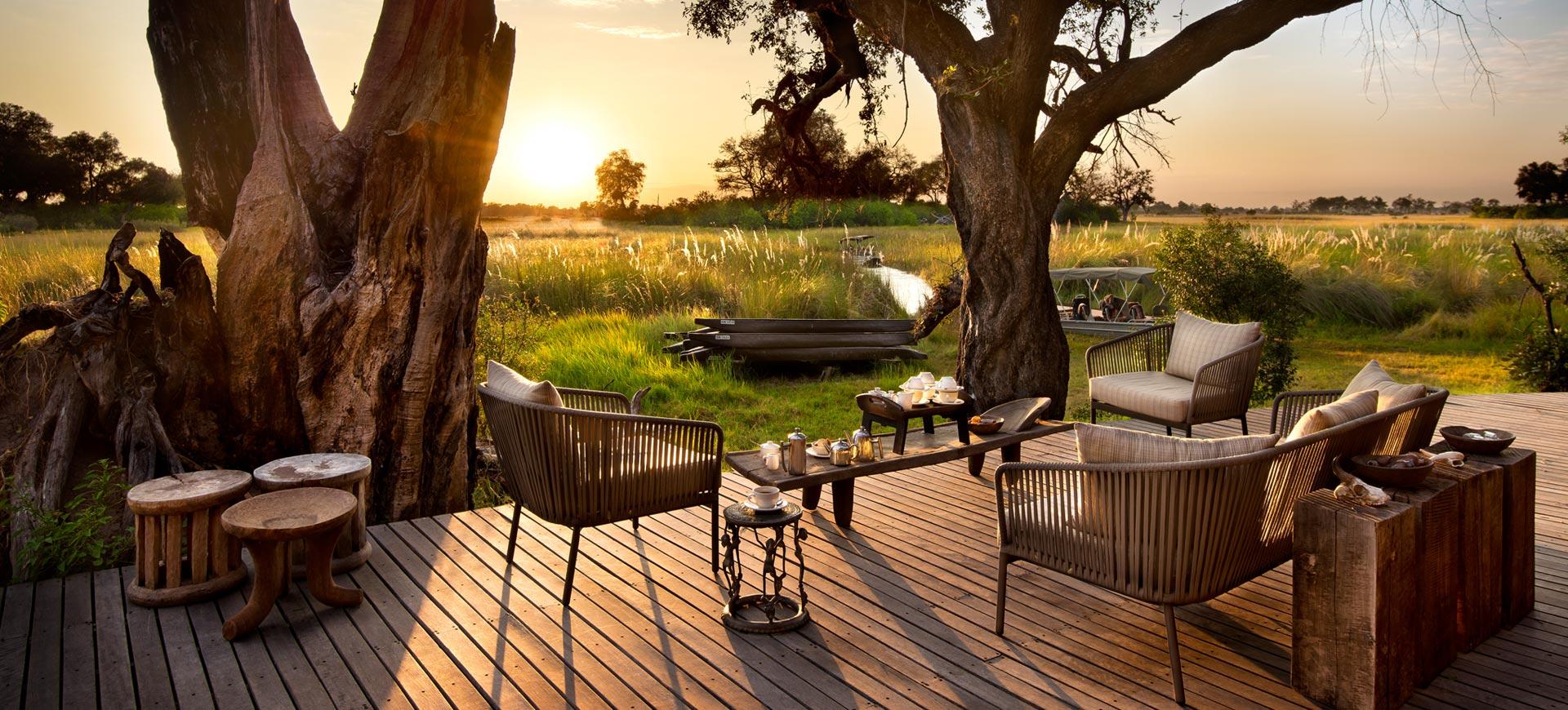 Xudum Lodge Okavango