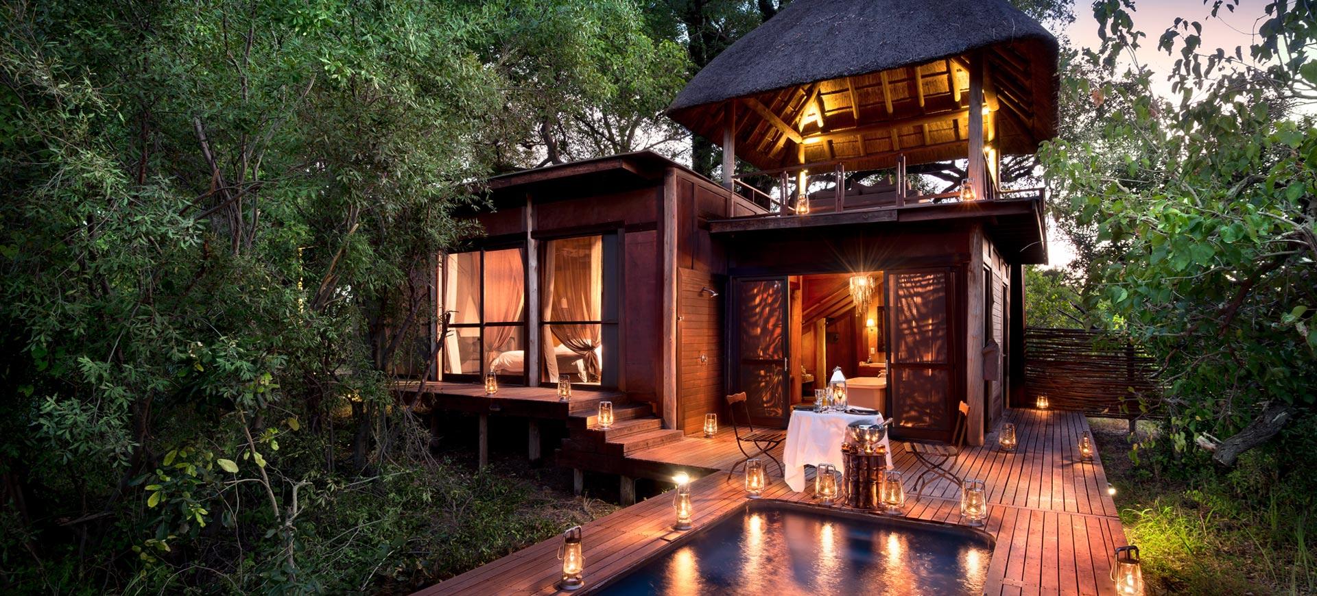Xudum Okavango Delta Safari Lodge