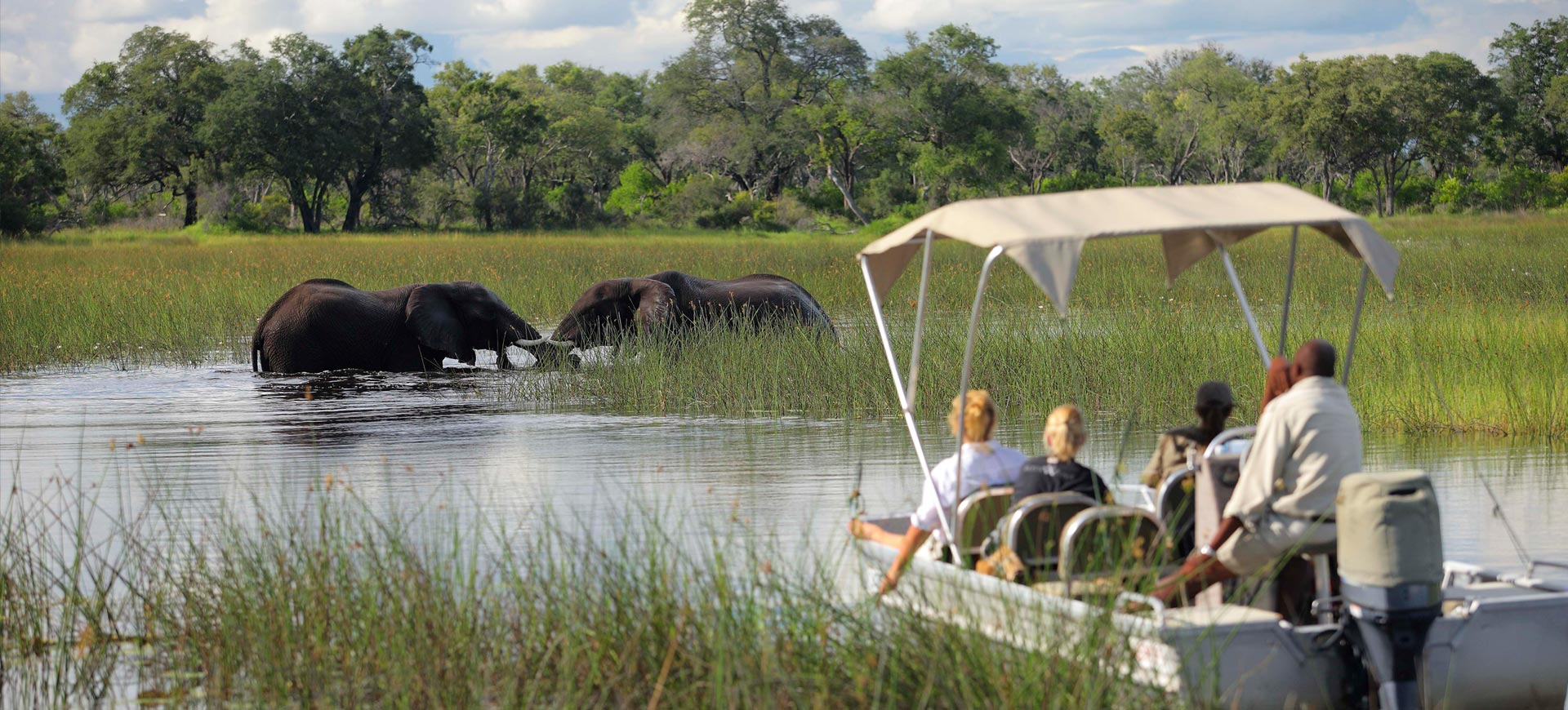 Xudum Okavango Lodge