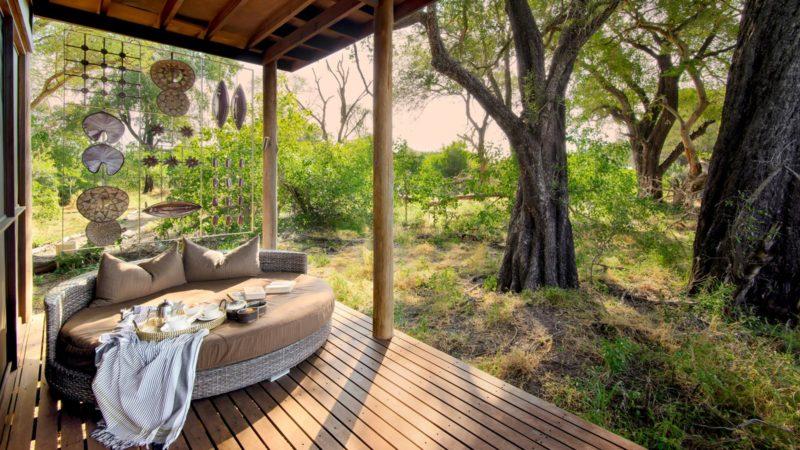 Xudum Okavango Patio