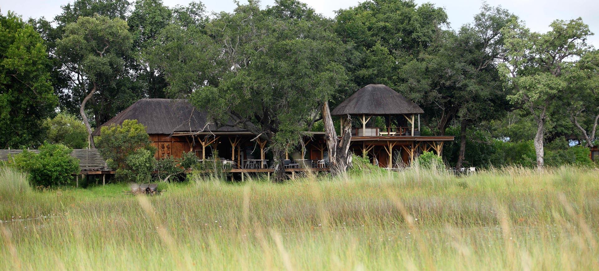 Xudum Okavango Safari Lodge