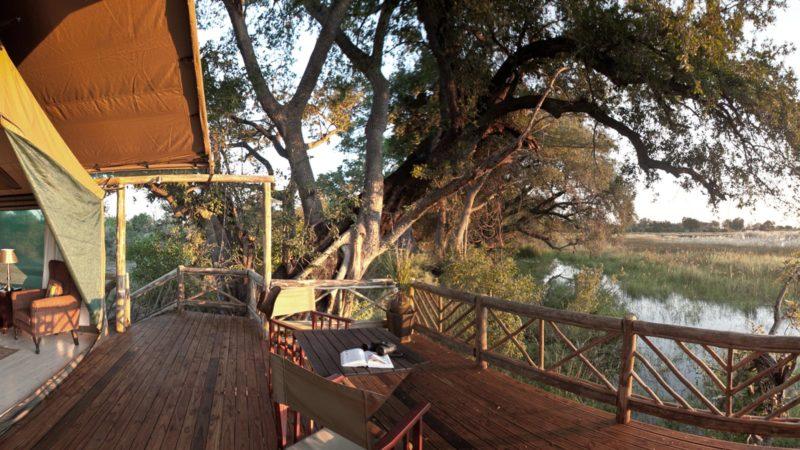 Eco Lodge Pom Pom Camp Okavango