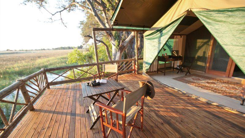Eco Lodge Pom Pom Okavango Delta