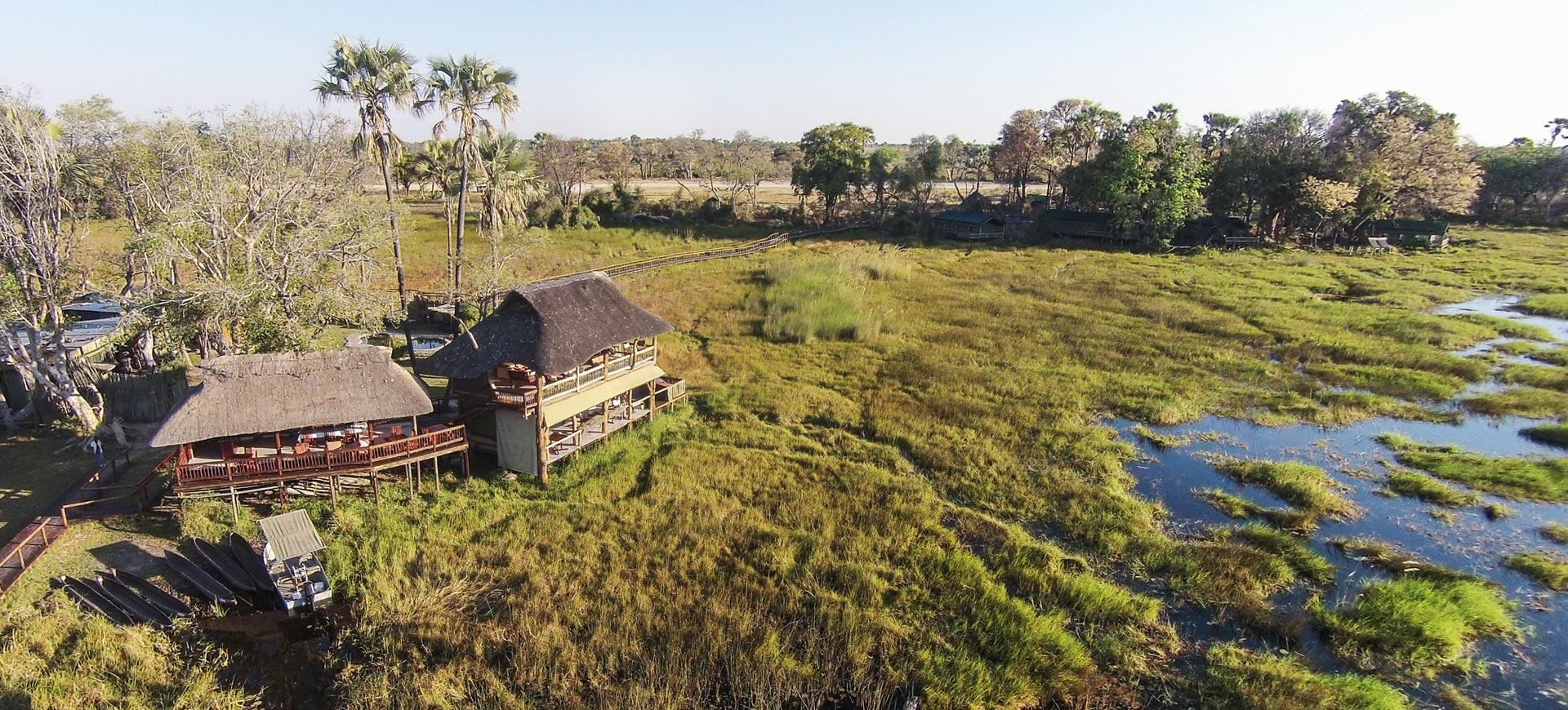Gunns Okavango Delta Tented Camp