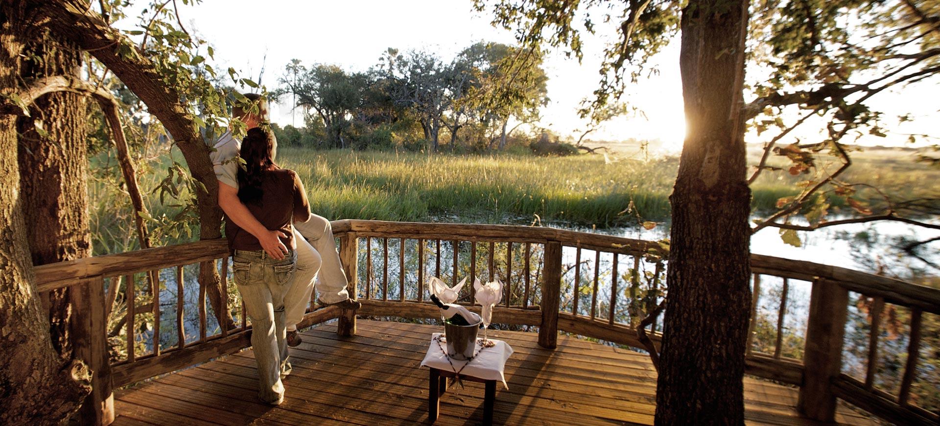 Gunns Tented Camp Okavango Delta