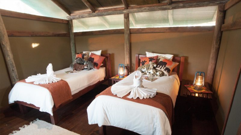 Moremi Crossing Eco Lodge Okavango