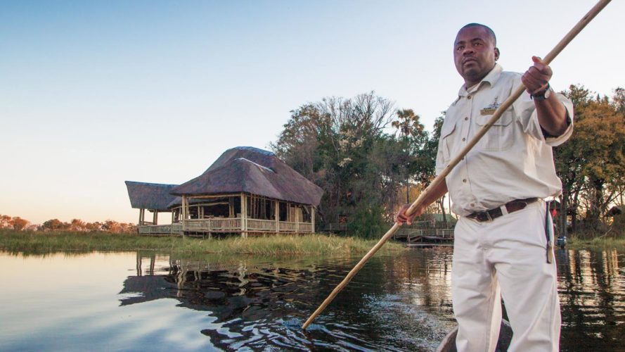 Moremi Crossing Lodge Delta