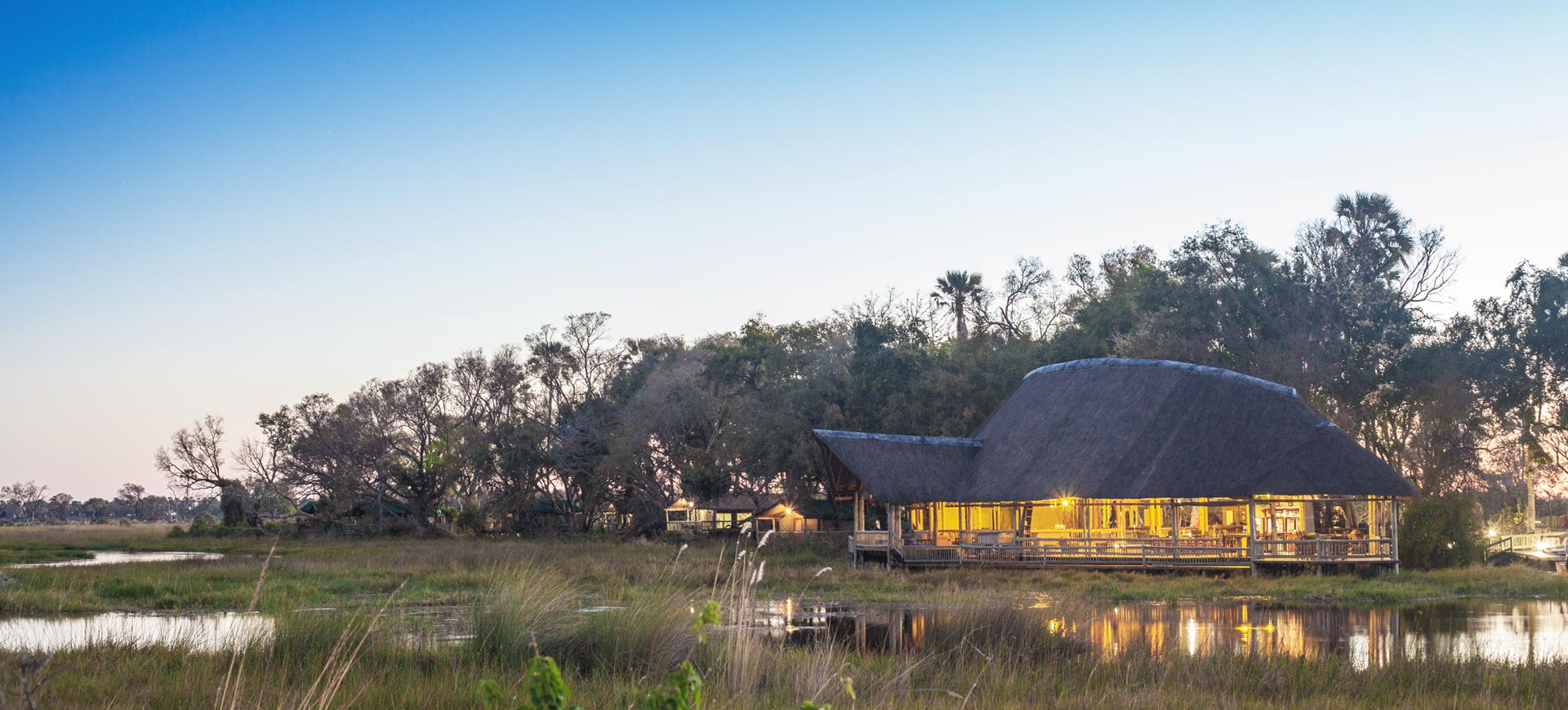 Moremi Crossing Lodge Okavango