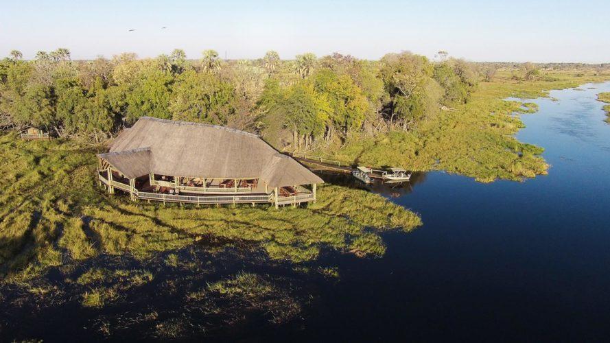 Moremi Crossing Safari Lodge