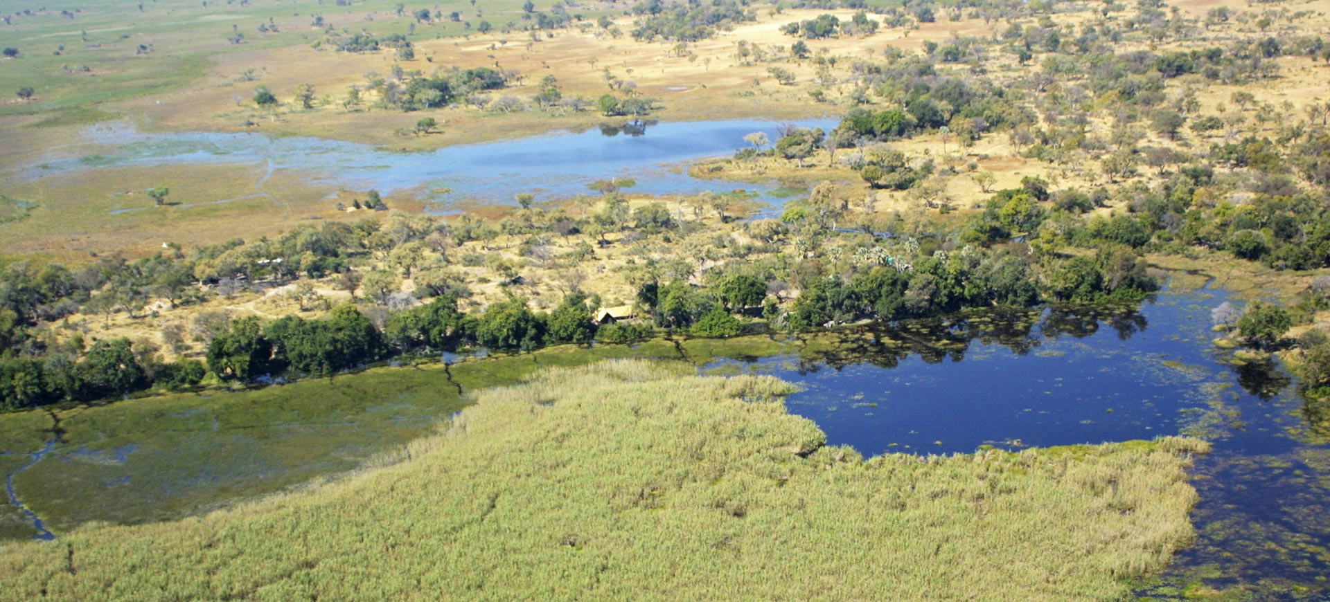 Okavango Delta Camp Pom Pom